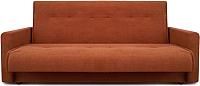 Диван Промтрейдинг Милан 140 с ППУ (коричневый) -