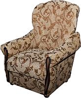 Кресло мягкое Промтрейдинг Уют (золото) -