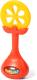 Прорезыватель для зубов BabyOno Апельсин / 499/01 -