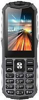 Мобильный телефон Vertex K213 (черный/металл) -