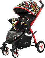 Детская прогулочная коляска Rant Cosmic Air Alu (Labirint Standart) -