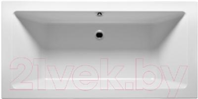 Ванна акриловая Riho Lugo 190x80 / BT04005