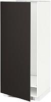 Шкаф-пенал под холодильник Ikea Метод 692.196.85 -