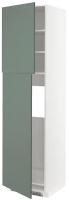 Шкаф-пенал под холодильник Ikea Метод 493.171.49 -