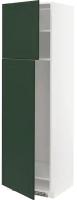 Шкаф-пенал под холодильник Ikea Метод 593.120.09 -