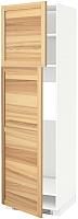 Шкаф-пенал под холодильник Ikea Метод 192.260.75 -