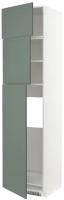 Шкаф-пенал под холодильник Ikea Метод 993.171.56 -