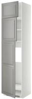 Шкаф-пенал под холодильник Ikea Метод 392.277.00 -