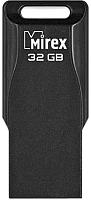 Usb flash накопитель Mirex Mario 32GB (13600-FMUMAD32) (черный) -