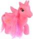 Игрушка детская Карапуз Пони / HZ021848-RU (розовый) -