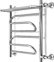 Полотенцесушитель водяной Granula Браво 50x60 с полкой (боковое подключение, правое) -