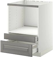 Шкаф-стол кухонный Ikea Метод/Максимера 392.324.57 -