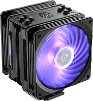 Кулер для процессора Cooler Master Hyper 212 RGB Black Edition (RR-212S-20PC-R1) -