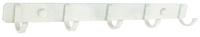 Вешалка для ванной Ledeme L5516W-5 (белый) -