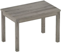 Обеденный стол Eligard Eli 1 / СОР-01 (дуб седан) -