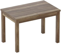 Обеденный стол Eligard Eli 1 / СОР-01 (дуб тауэр) -