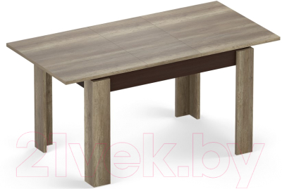 Обеденный стол Eligard Arris 1 (дуб каньон)