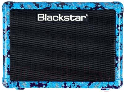 Комбоусилитель Blackstar Fly 3 Bluetooth Purple Paisley