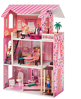 Кукольный домик Paremo Монте-Роза с мебелью / PD318-03 -