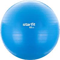 Фитбол гладкий Starfit GB-104 (65см, голубой) -