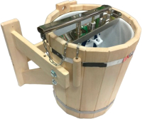 Обливное устройство Моя баня Водопад ОУК-ВП-20 (20л) -