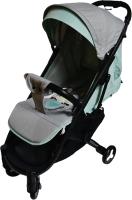 Детская прогулочная коляска Yoya Plus 2 (зеленый/мятный) -