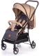 Детская прогулочная коляска Acarento Primavera / AS110 (бежевый/серый) -
