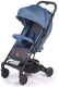 Детская прогулочная коляска Acarento Provetto / AS120 (джинсовый/серый) -