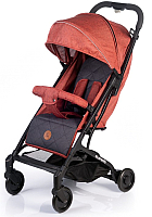 Детская прогулочная коляска Acarento Provetto / AS120 (красный/серый) -