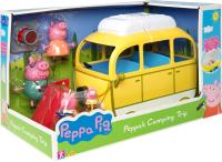 Игровой набор Peppa Pig Пеппа на пикнике / 37227 -