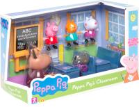 Игровой набор Peppa Pig Пеппа на уроке / 37225 -