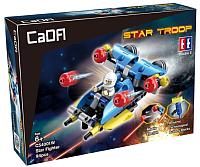 Конструктор Double Eagle Cada Космический корабль / C54001W (94эл) -