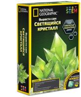 Набор для выращивания кристаллов National Geographic Вырасти кристалл / 36024 -