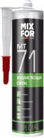 Клей Mixfor Жидкие гвозди МТ 71 Cristal (260мл, прозрачный) -