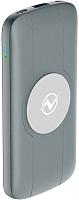 Портативное зарядное устройство Olmio QW-10 10000mAh / 038732 (серый) -