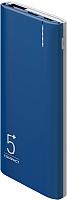 Портативное зарядное устройство Olmio C-05 5000mAh / 039178 (синий) -