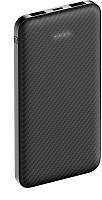 Портативное зарядное устройство Olmio Q1 10000mAh / 039176 (черный) -