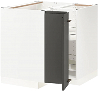 Шкаф-стол кухонный Ikea Метод 993.437.87 -
