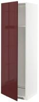 Шкаф-пенал под холодильник Ikea Метод 493.270.68 -