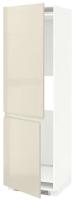 Шкаф-пенал под холодильник Ikea Метод 592.243.62 -