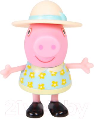 Комплект аксессуаров для кукольного домика Peppa Pig Пеппа и чайная церемония / 35357