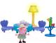 Комплект аксессуаров для кукольного домика Peppa Pig Пеппа и чайная церемония / 35357 -