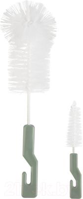 Набор ершиков для бутылочек Happy Baby Bottle Nipple Brush 11001