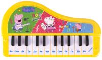 Музыкальная игрушка Peppa Pig Игрушечный синтезатор / 36359 -
