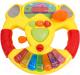 Развивающая игрушка Peppa Pig Музыкальный руль / 30967 -