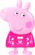 Развивающая игрушка Peppa Pig Фигурка со звуком / 36367 -