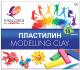 Пластилин ЛУЧ Классика / 7С 304-08 (10цв) -