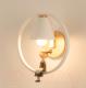 Бра Home Light Астерия B138-1-W (белый) -