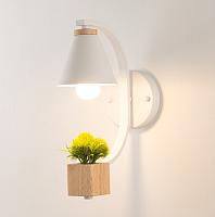 Бра Home Light Астерия B149-1-W (белый) -