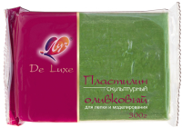 Пластилин скульптурный ЛУЧ 24С 1506-08 (оливковый) -
